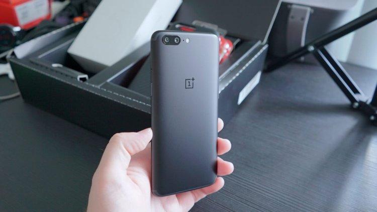 Бета OxygenOS подтвердила дизайн OnePlus 6