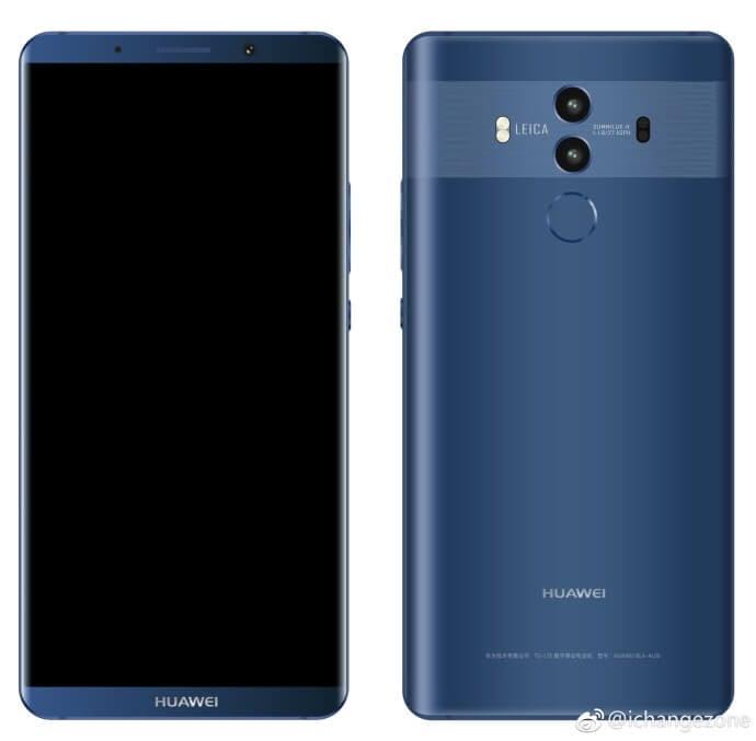 Huawei Mate 10 Pro?