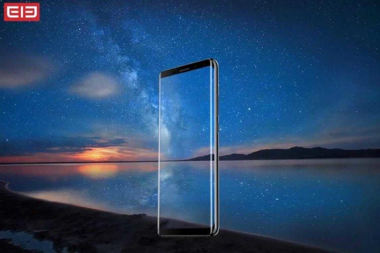 Безрамочный смартфон с изогнутым AMOLED-дисплеем готовится к выходу