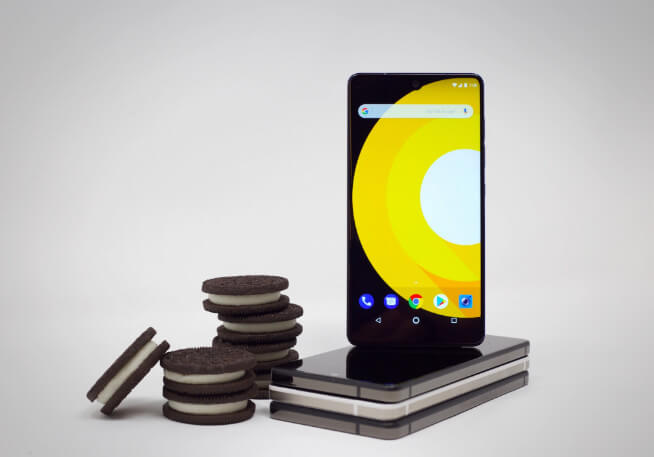 Android Oreo для Essential Phone