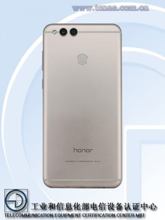 Honor V10 TENAA