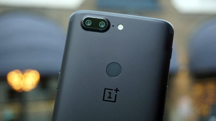 В Сети появились снимки возможного прототипа OnePlus 6