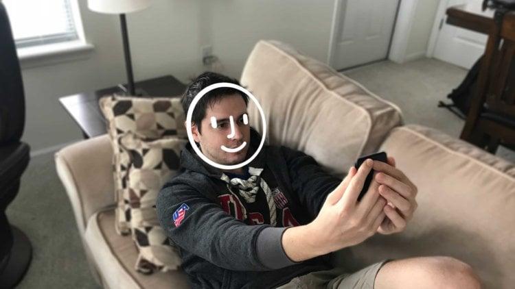 Распознавание лиц в OnePlus 5T работает быстрее, чем в iPhone X