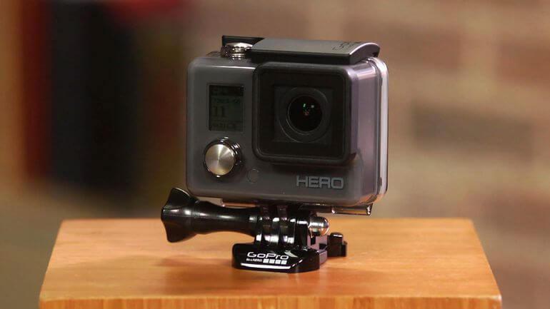 Экшен-камеру GoPro продолжают раздавать за полцены