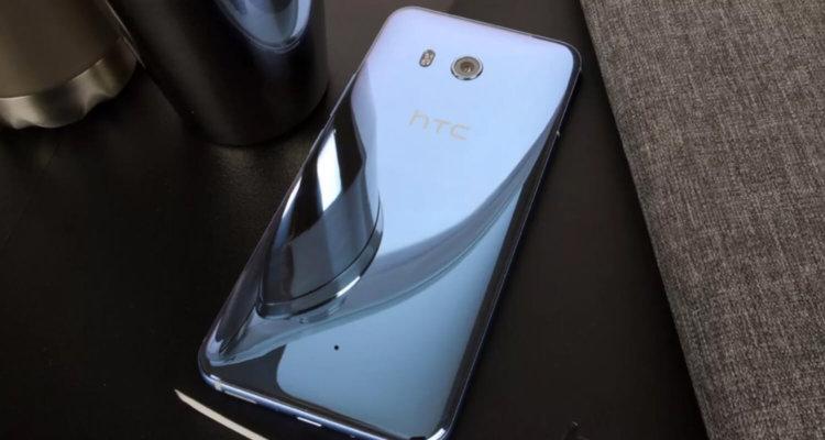 HTC U11 начали обновлять до Android 8.0 Oreo. Что нового?