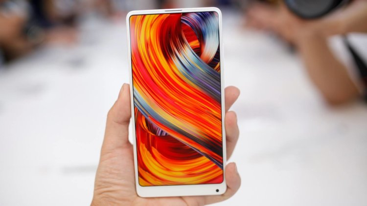 Двусторонний дизайн для Xiaomi Mi Mix 3? Почему бы и нет