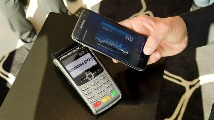 Samsung Pay получит поддержку платежных карт «Мир»