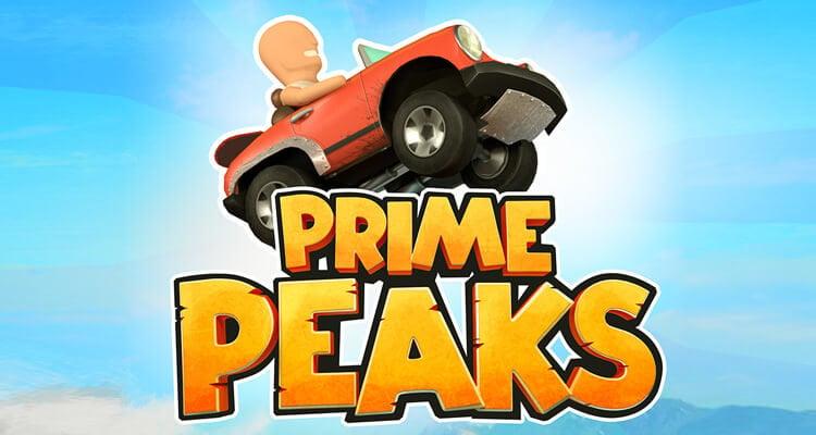 Prime Peaks — лучший аналог Hill Climb Racing