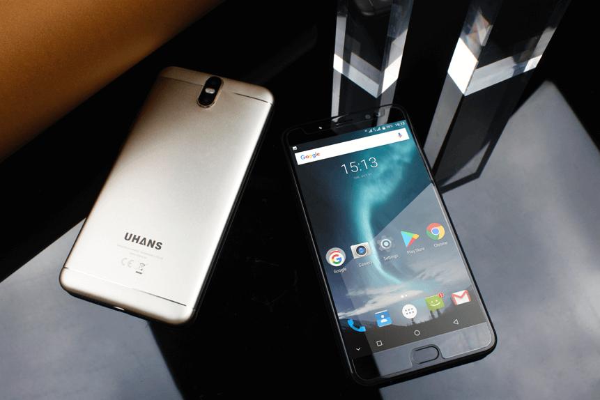 UHANS бросает вызов бюджетным смартфонам