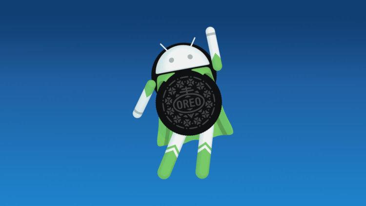 Обои Android Oreo