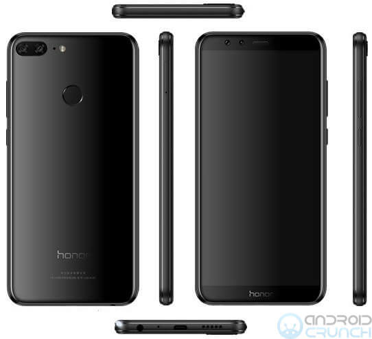 Honor 9 Youth Edition?