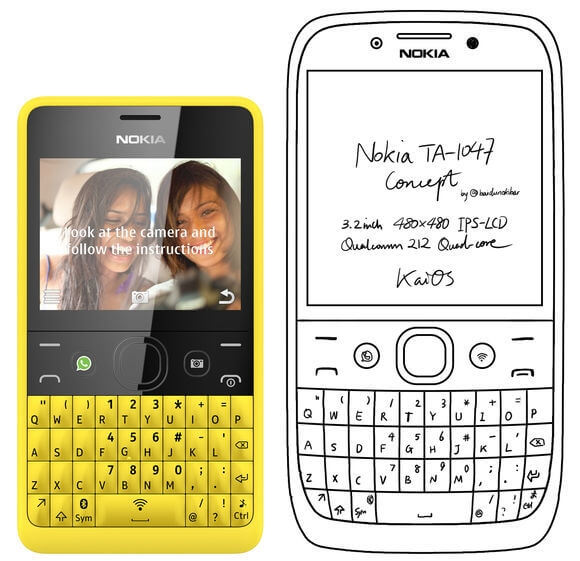 Nokia E71?