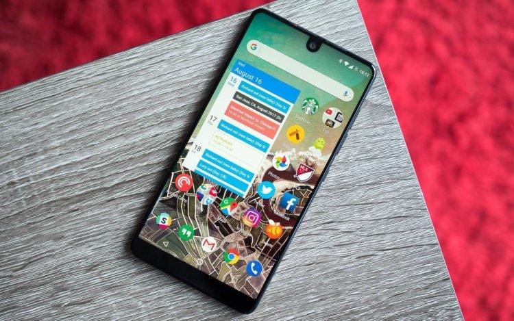 Представители Essential рассказали о следующем смартфоне компании