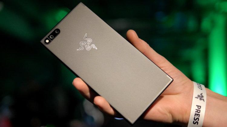Razer Phone воодушевил потребителей больше, чем смартфоны Nokia