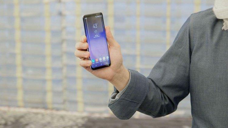 Samsung начала обновлять Galaxy S8 и S8+ до Android Oreo