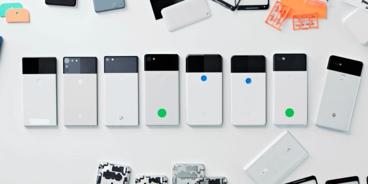 Старший дизайнер Google рассказал, каким мог быть Pixel 2