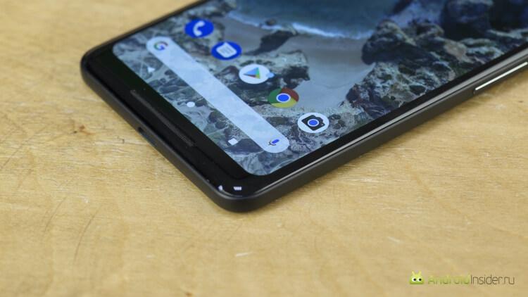 Видеообзор: Опыт использования Google Pixel 2 XL