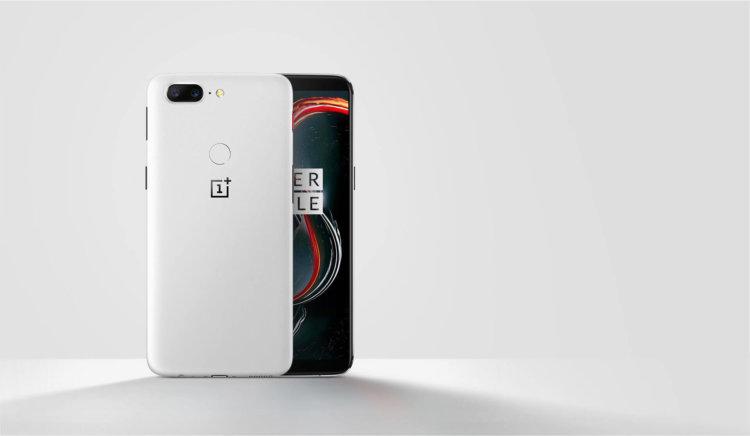OnePlus выпустила Android Oreo для OnePlus 5T