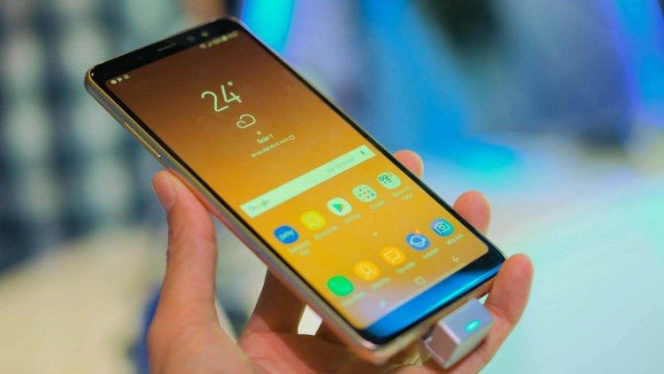 Samsung оснастит доступные смартфоны дисплеями для iPhone X