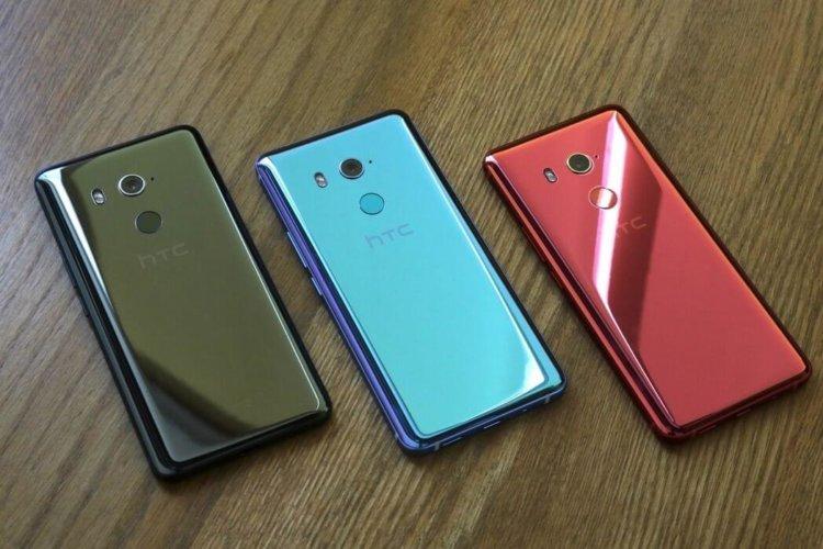 HTC EYEs — упрощенный вариант U11 Plus