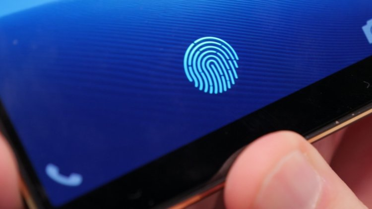 Meizu M6S — со сканером отпечатков в дисплее?
