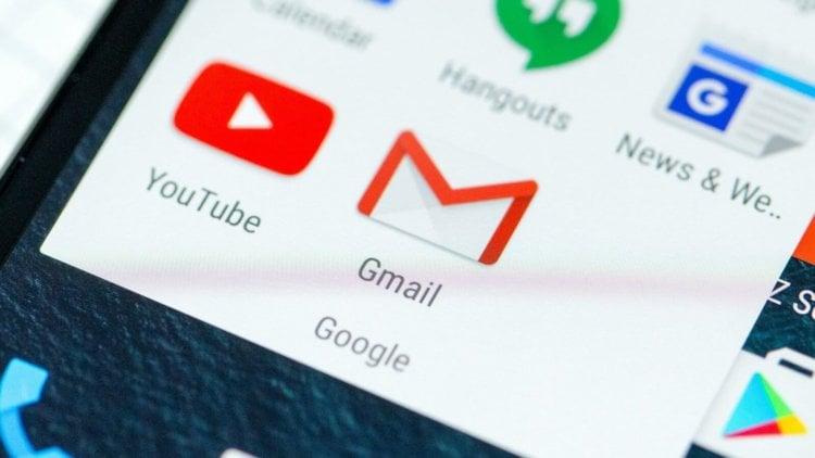 Как пользоваться почтовым ящиком iCloud на Android
