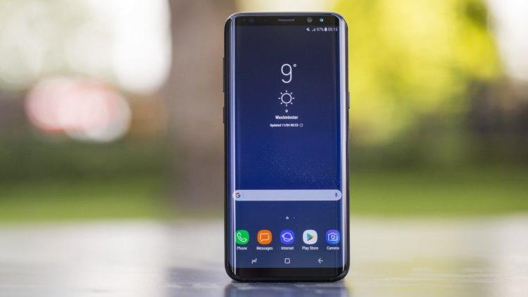 Стала известна причина отмены обновления Android Oreo для Galaxy S8 и S8+