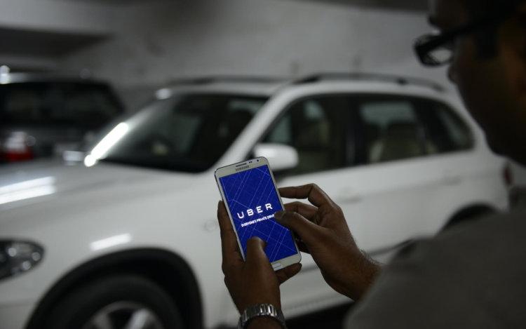 Россиян атакует поддельное приложение Uber