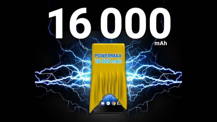 MWC 2018: Energizer показала Power Max P16K Pro с батареей на 16000 мАч