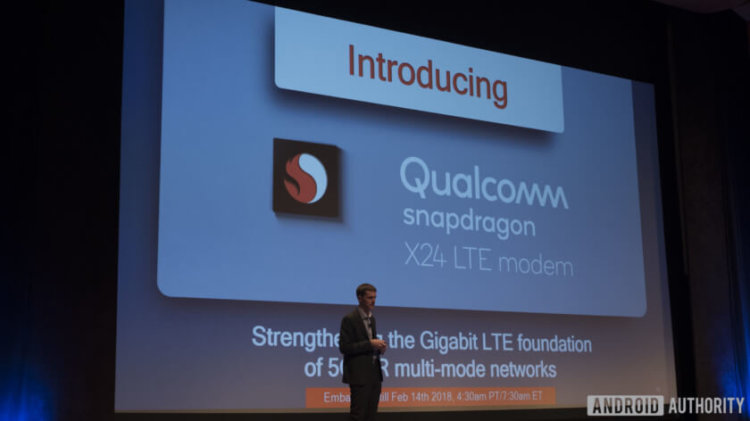 Презентация Qualcomm 5G Day