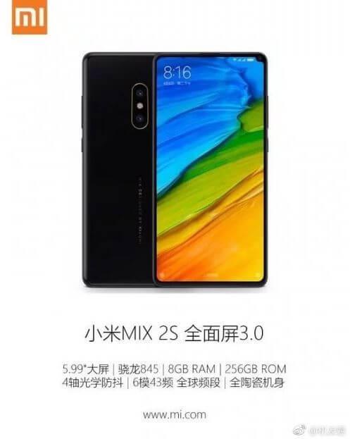 Xiaomi Mi Mix 2S?