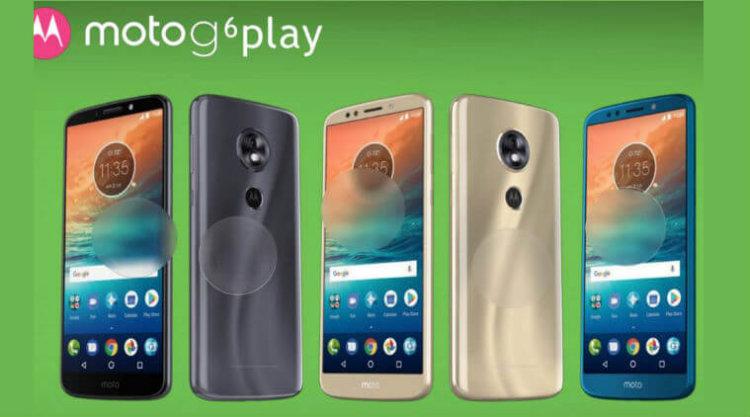 Moto G6 Play?