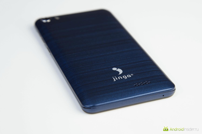 Видеообзор: Jinga Start — один из самых недорогих смартфонов