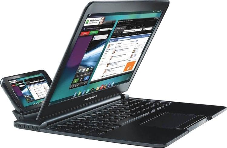Motorola ATRIX 4G — смартфон, опередивший время