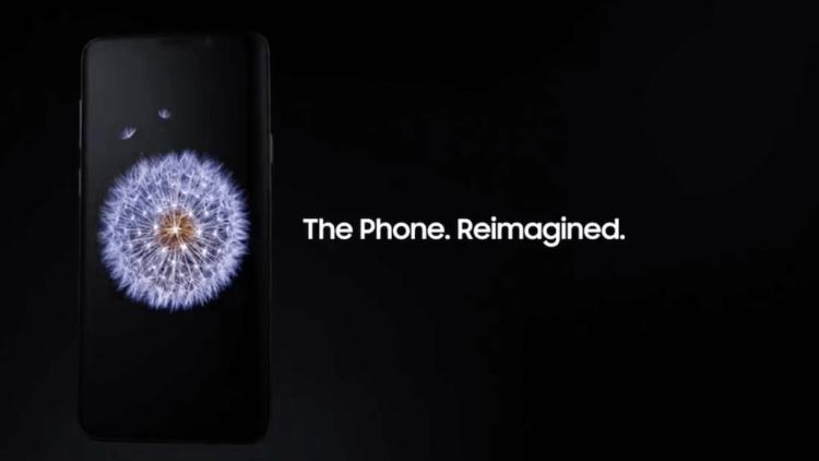 Инсайдеры слили официальное видео Galaxy S9 и S9+