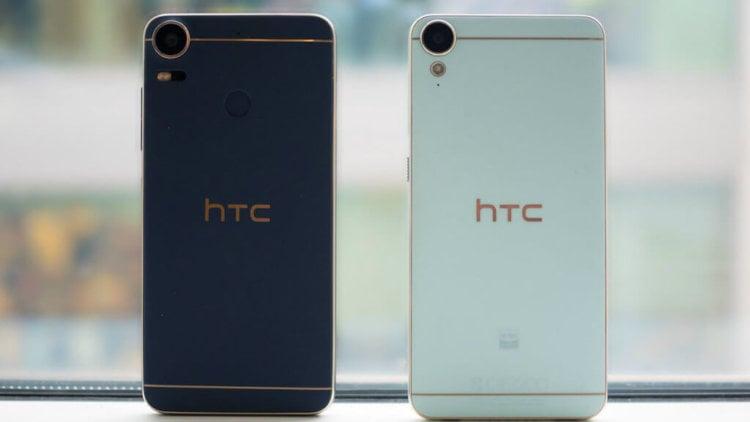 Эван Бласс раскрыл характеристики безрамочного HTC Desire 12