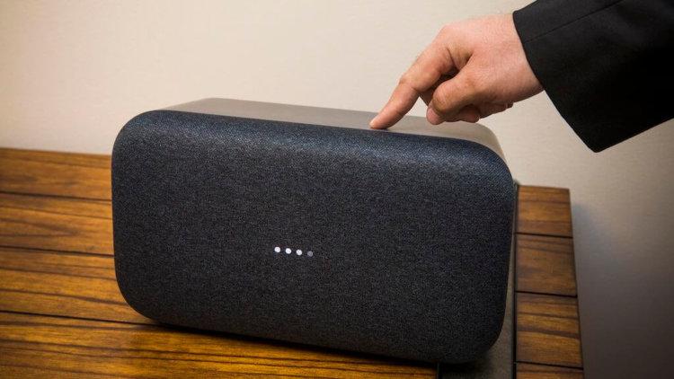 Google Home Max обошёл Apple HomePod в рейтинге Consumer Reports