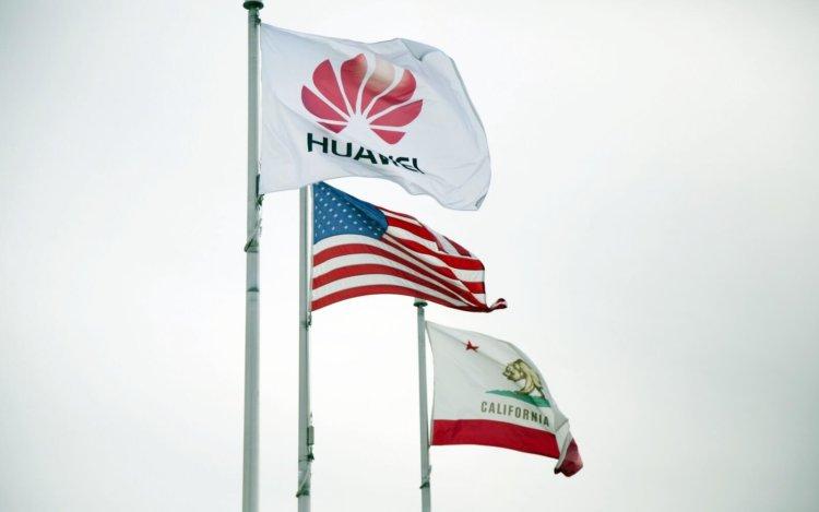 Чем китайские смартфоны не угодили властям США?