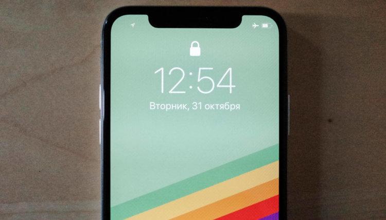 Как iPhone X меняет рынок на примере Xiaomi, Asus и Meizu