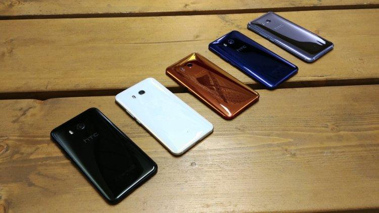 HTC U12 представят в новом цвете
