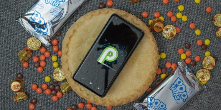 Вышла первая версия Android P Developer Preview