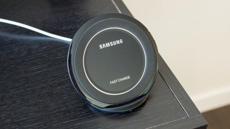 Galaxy Note 9 получит поддержку скоростной беспроводной зарядки