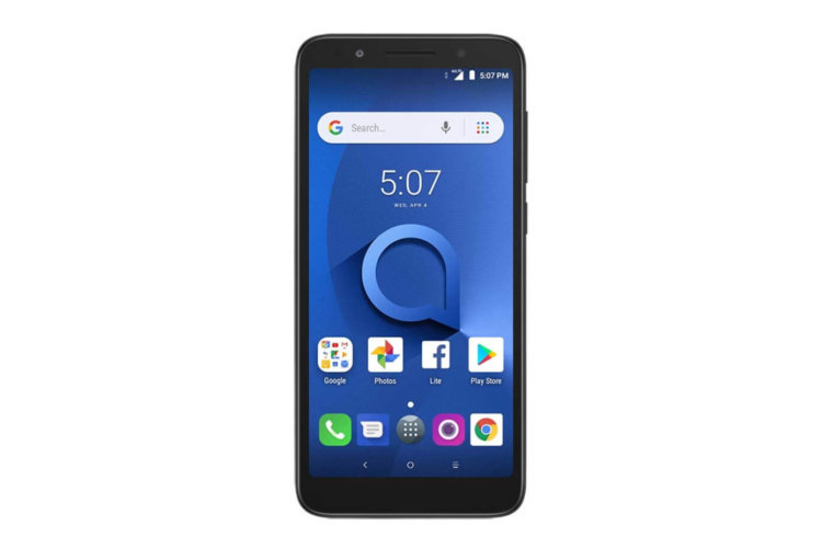 Android Go-смартфон Alcatel 1X