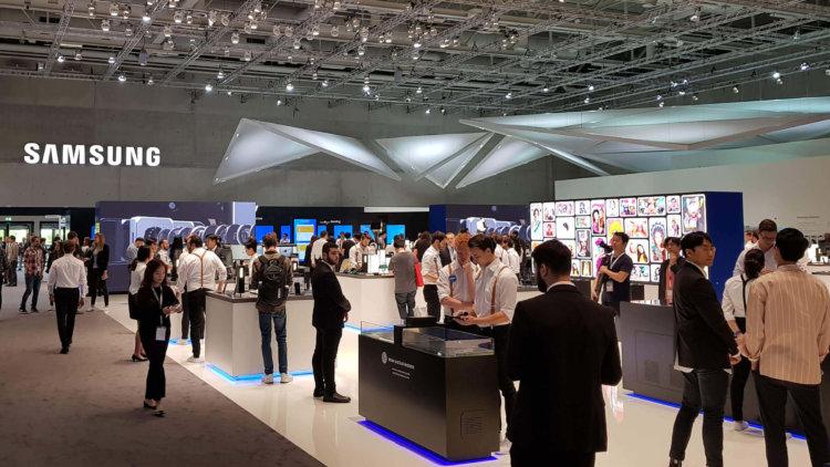 Samsung на IFA