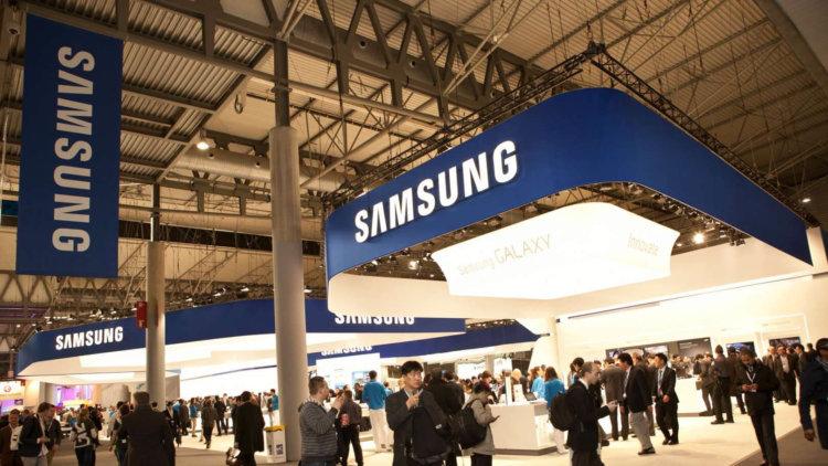Samsung на MWC