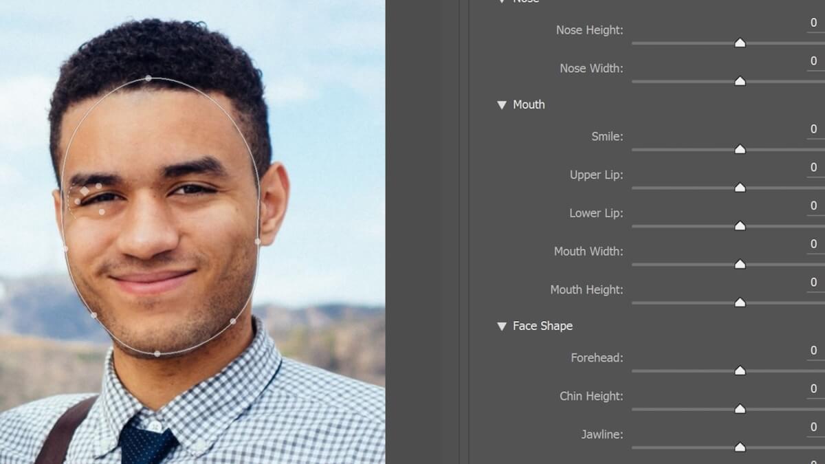 AirBrush — редактор селфи для ленивых и стеснительных