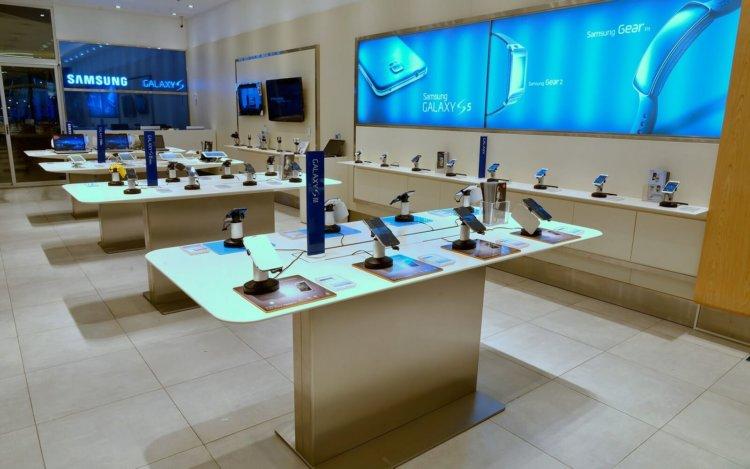 За смартфоны Samsung теперь можно платить в криптовалюте