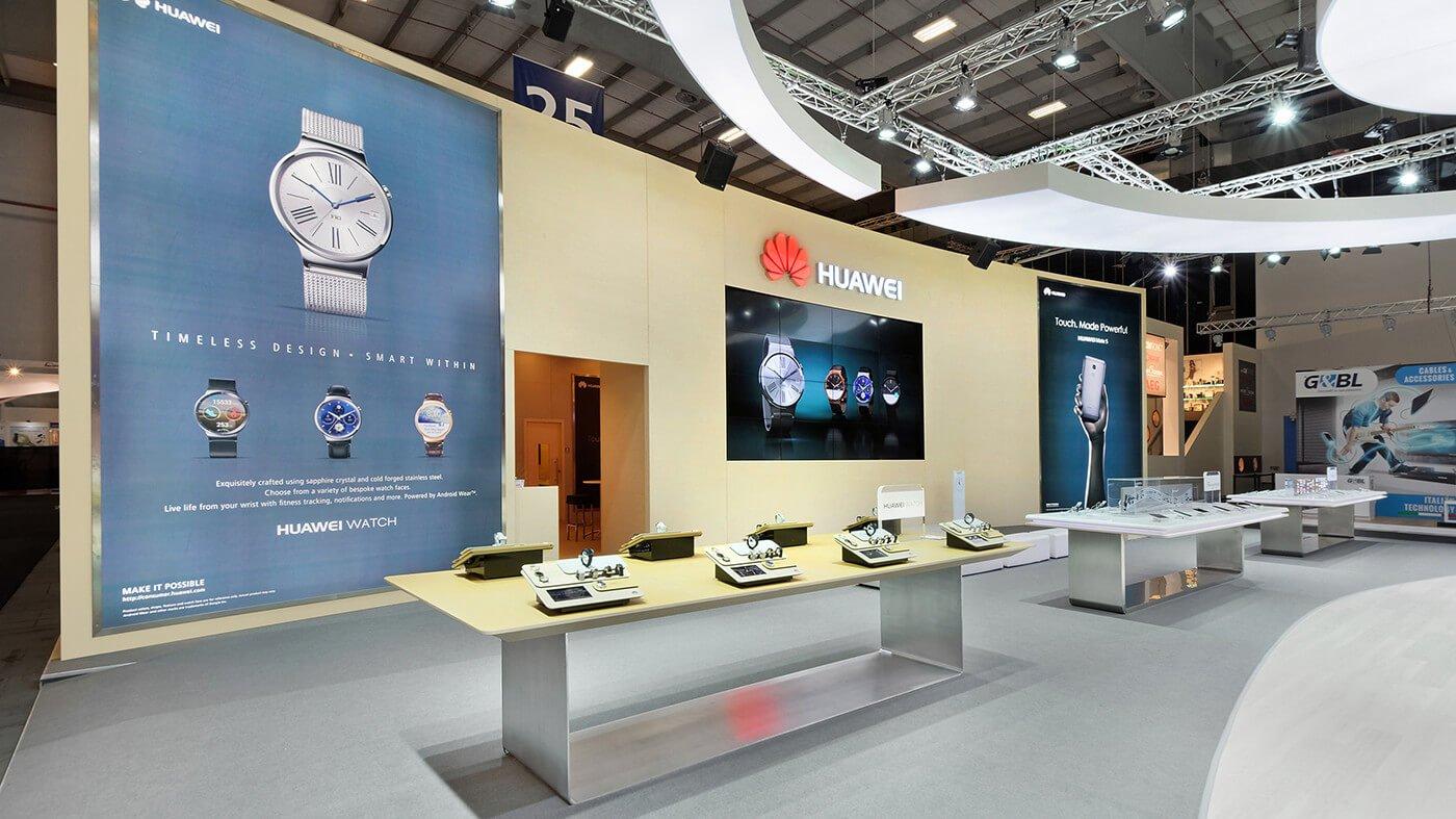 Huawei на IFA 2015