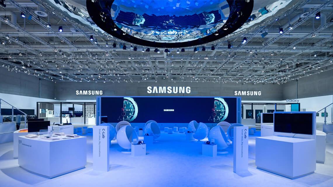 Samsung на IFA 2016