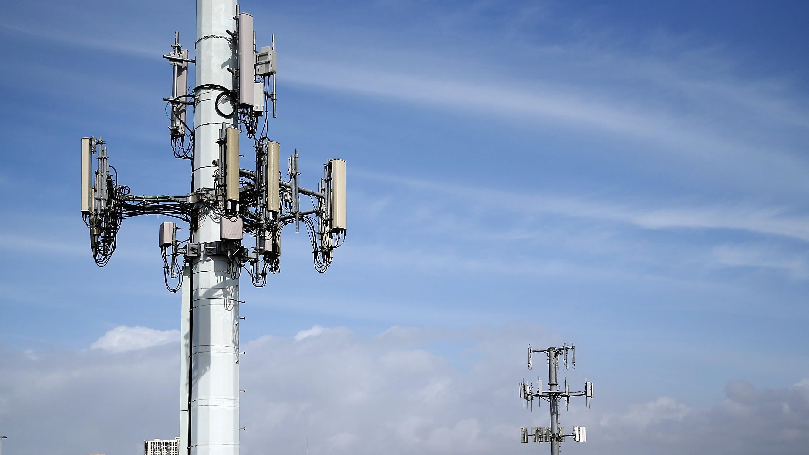 Cellular Communication Towers
